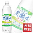サンガリア 伊賀の天然水 炭酸水 スパークリング ライム 1L×12本 送料無料