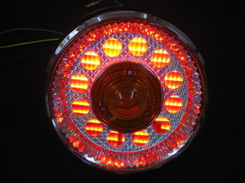 JB丸スカテール用赤レンズ