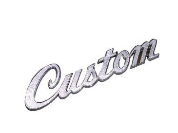 三菱ふそう Custom カスタムエンブレム
