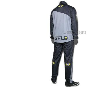 GiNGAジンガトレーニングジャージジャケット&ジャージパンツGG193201-GG193202サッカーフットサル