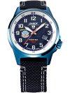 自衛隊腕時計/航空自衛隊ブルーインパルスソーラースタンダードモデルS715M-07正規品/日本製ミリタリー時計JSDFKENTEXケンテックス【楽ギフ_包装】