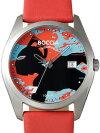ウルトラセブン放送開始50年記念腕時計BU7-04ボッチアチタニュウムウォッチBocciaTitaniumwatch期間限定
