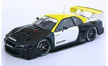 車, ミニカー・トイカー 143 GT-R JGTC 2001 P-4P4184562212670182