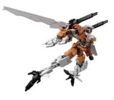 1/144 eEXM-17 アルト(空中戦仕様)[オレンジ] 604521 【バンダイ】【4573102604521】画像