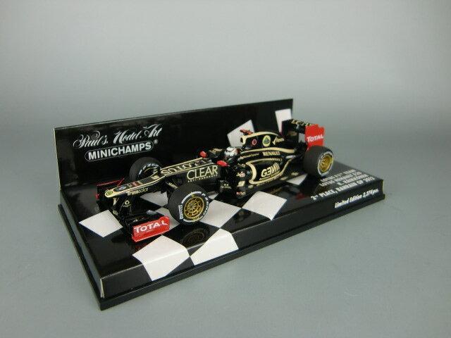 車, ミニカー・トイカー 1 43 F1 E20 K. GP 2012 4101201094012138114708