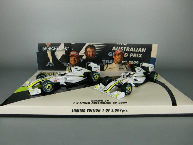 車, ミニカー・トイカー 143 GP BGP001 2 J.R. GP 2009 1-24012138094277