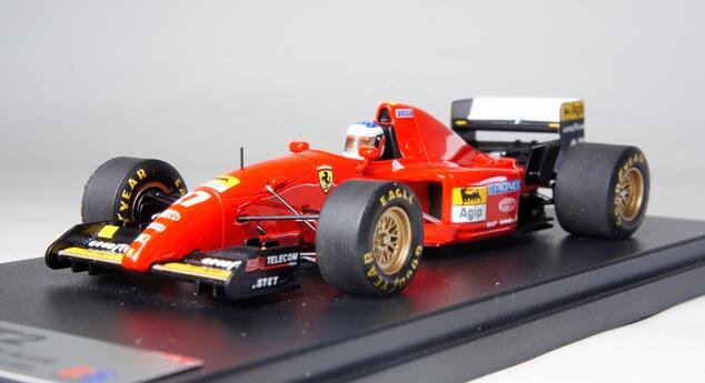 車, ミニカー・トイカー 143 412T2 1995 GP LSHE002 9580006140623