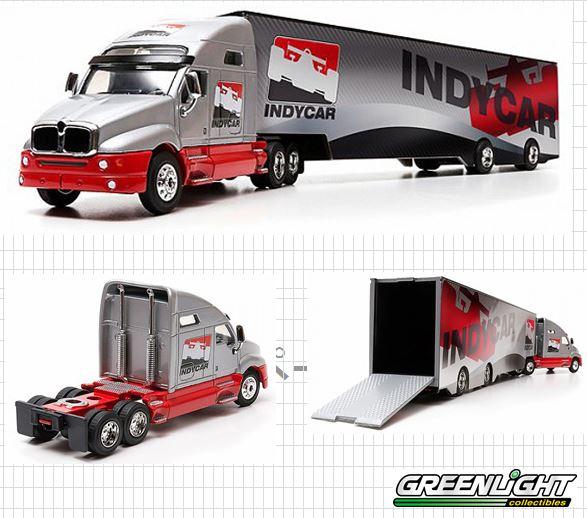 車, ミニカー・トイカー 143 Kenworth T2000 - IndyCar Series Transporter810166010139