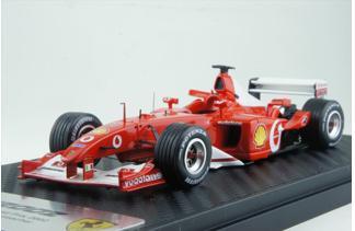 車, ミニカー・トイカー 143 BBRCS002 F2002 GP 2002 M. BBRCS002 BBR8058776741810
