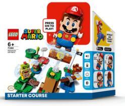 LEGOレゴマリオとぼうけんのはじまりスターターセット71360 LEGO/レゴ  5702016618396