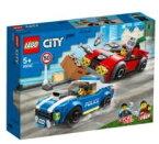 レゴ(R)シティ ポリス ハイウェイの逮捕劇 60242 【LEGO/レゴ】【5702016617566】