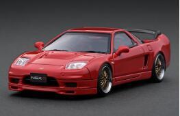 車, ミニカー・トイカー 143 Honda NSX-RNA2 Red IG1365 ignition model4573448883659