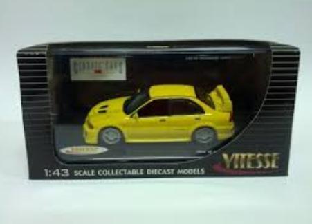 車, ミニカー・トイカー 143 Mitsubishi Lancer Evo 29210 VITESSE657440292108