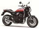 1/ 12 完成品バイク KAWASAKI Z900RS キャンディトーンブラウン×キャンディトーンオレンジ 105016 【AOSHIMA/アオシマ】【4905083105016】