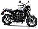 1/ 12 完成品バイク KAWASAKI Z900RS メタリックスパークブラック 105023 【AOSHIMA/アオシマ】【4905083105023】