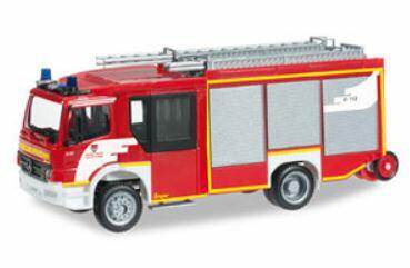 車, ミニカー・トイカー 187 Atego Ziegler Z-Cab StLF 20 Eschwege fire departmentherpa0913984013150 091398
