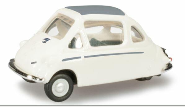 車, ミニカー・トイカー 187 Heinkel Cabine, whiteherpa027519-00240131503 40960