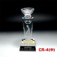 クリスタルトロフィーCR-04(中)