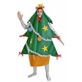 ツリーマン!男性用!(cs0261)【クリスマス・仮装・変装・パーティーグッズ・コスチューム】