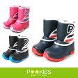 POOKIES [キッズ] PK-WP800 プーキーズ スノーブーツ ジュニア ユース 子供用 スノーブーツ 長靴 雪遊び スノー ブーツ キッズ