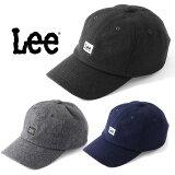 リー キャップ LEE [ LA0321] BOX LOGO CAP (フェルト) 帽子 メンズ レディース キッズ [1201]【SPS09】