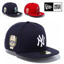 【3/4〜スーパーSALE最大P44倍】ニューエラ キャップ 帽子 newera 5950 MLB CAP シアトル・マリナーズ イチロー / ロサンゼルス・エ