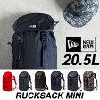 ニューエラ バックパック NEWERA Rucksack MINI [20.5L] リュック ラックサック バッグ デイパック 鞄 カバン bag キャップ スナップバック [売れ筋]