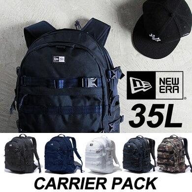 【NEWERA/ニューエラ】CarrierPackキャリアパックバックパックバッグデイパックリュックリュックサックnewera
