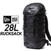 ニューエラ バックパック NEWERA RUCKSACK [28L] 《TSC BOB BLK》11404177 リュック ラックサック バッグ デイパック 鞄 カバン bag キャップ スナップバック 2017SS 梅雨対策