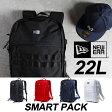 ニューエラ バックパック NEWERA SMART PACK [22L] リュック スマートパック バッグ デイパック 鞄 カバン bag キャップ スナップバック [売れ筋] 2017SS