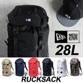 【GW限定 POINT最大12倍】ニューエラ バックパック NEWERA RUCKSACK [28L] リュック ラックサック バッグ デイパック 鞄 カバン bag キャップ [売れ筋] 2017SS
