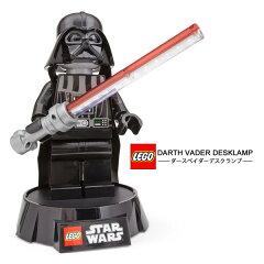 STARWARS好きにはたまらない!!【LEGO】DARTH VADER LED DESKLAMP -レゴ ダースベイダー LED デ...