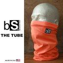 フェイスマスク スノーボード 防寒 [メール便対応] THE TUBE [BS19] [ORANGE] Blackstrap ブラックストラップ 【MADE IN USA】facemask 日焼け止め【17SP】修正