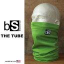 フェイスマスク スノーボード 防寒 [メール便対応] THE TUBE [BS26] [PASTEL GREEN] Blackstrap ブラックストラップ 【MADE IN USA】facemask 日焼け止め