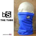 フェイスマスク スノーボード 防寒 [メール便対応] THE TUBE [BS27] [ROYAL] Blackstrap ブラックストラップ 【MADE IN USA】facemask 日焼け止め【17SP】修正
