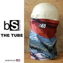 フェイスマスク スノーボード 防寒 [メール便対応] THE TUBE [BS30] [FEATHERS] Blackstrap ブラックストラップ 【MADE IN USA】facemask 日焼け止め