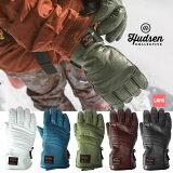 ハドソン スノーボードグローブ Hudsen collective [ HC-23AL ] Libby (5本指) レディース スノボ スキー グローブ [1101]【SPS03】