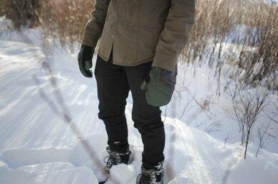 HUDSENグローブハドソンCALVINMITT【ミトンタイプ】【メンズ】スキースノーボードスノーグローブスキーグローブメンズ男性用