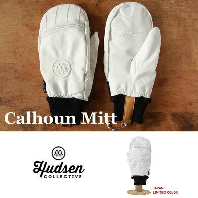 HUDSENグローブハドソンCALHOUNMITT【HC-30M】【ミトンタイプ】【メンズ】スキースノーボードスノボスノボースノーグローブスキーグローブメンズ男性用