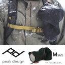 【10日は5の倍数DAY 全品P5倍~最大30.5倍】ピークデザイン Peak design [ シェルM ] SH-M-1 カメラ保護カバー 防水 [0115]