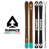 サーフェス / SURFACE 15-16 Analog 176 サーフェススキー ファットスキー セミファットスキー 板
