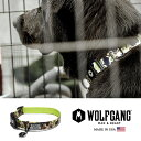 首輪 犬 犬首輪 WOLFGANG MAN & BEAST ウルフギャング DUCKLIME COLLAR 【Msize/中型犬用】WC-002-42 ナイロンカラー [MADE IN USA] 首輪 くびわ(中型犬) [メール便対応]