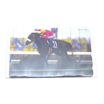 テレカ テレホンカード 競馬 第39回有馬記念 ナリタブライアン 南井克己 50度 未使用(42426)