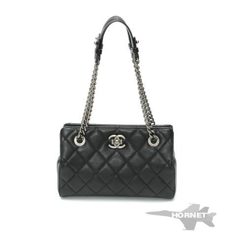 CHANEL quilted tote 1810057