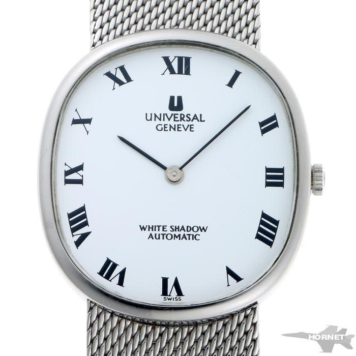 腕時計, メンズ腕時計 Universal Geneve Cal.2-66 866104 SS 2010243