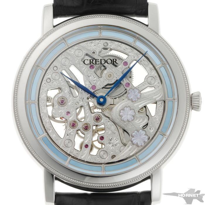 腕時計, メンズ腕時計 SEIKO 40 GBBD965 6899-00H0 PT950 2110060