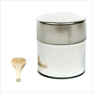 【茶道具】抹茶こし家庭用小型ふるい(木スプーン付)