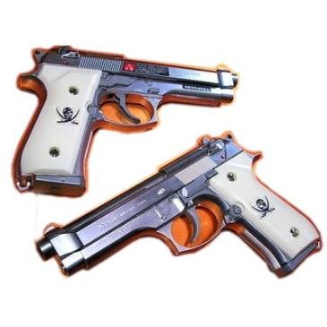 ソード カトラス グリップ装着 M92F カスタム [二丁拳銃 セット] HOP-UPエアガン (10歳以上) 東京マルイベース