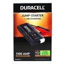 DURACELL デュラセル ジャンプスターター IP65