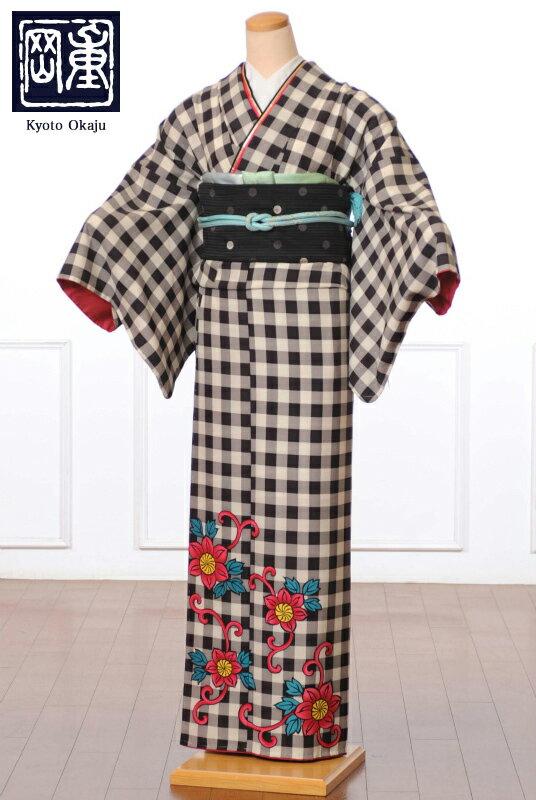 和服, 着物セット  8CT42 149cm167cm